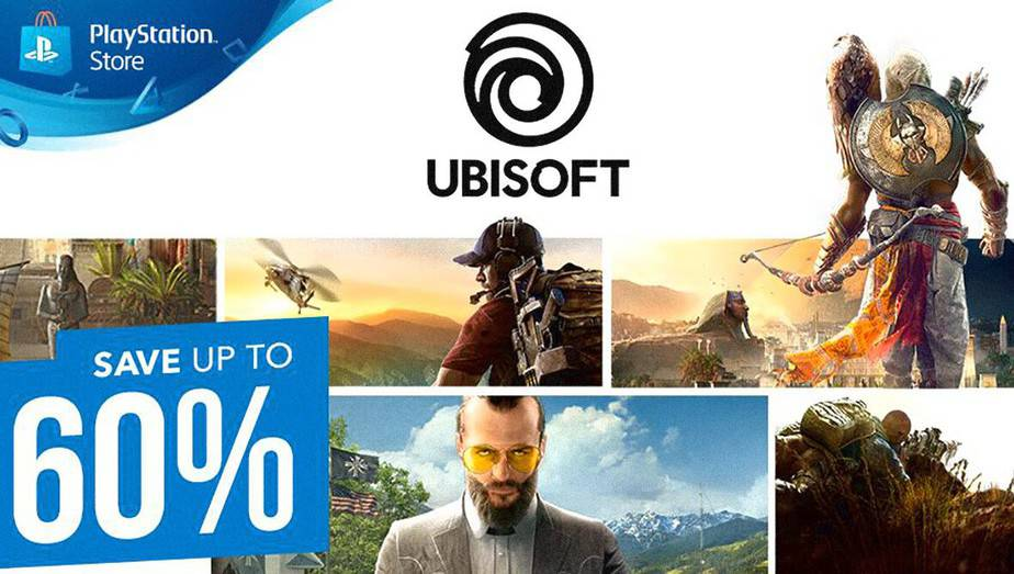Ubisoft PSN Sale
