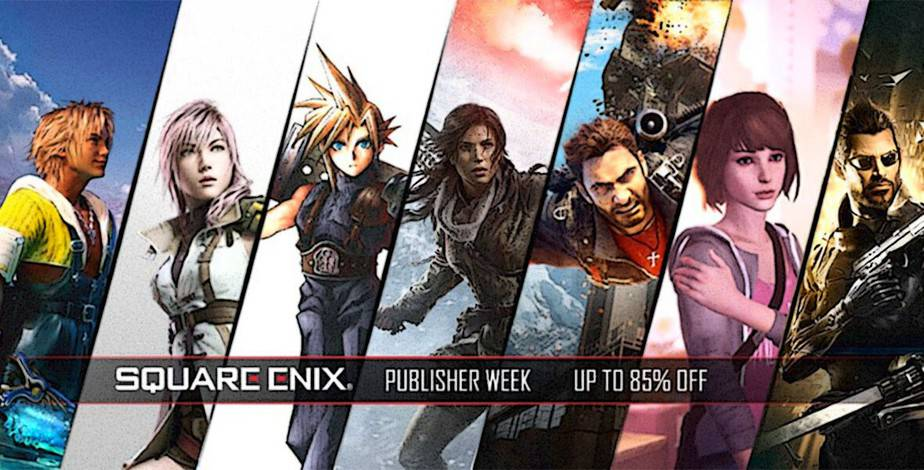 Square Enix Publisher Sale