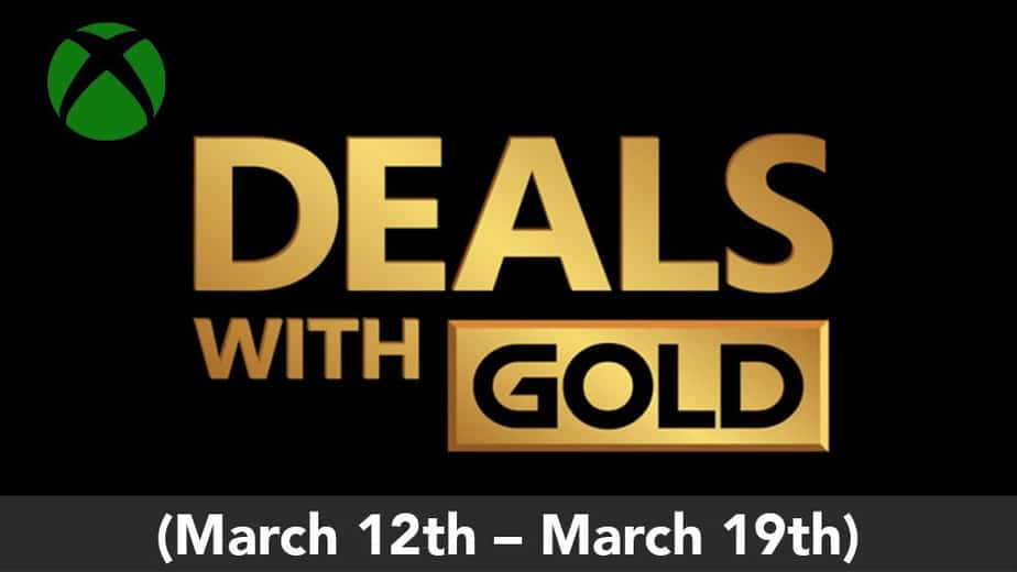 Xbox Weekly Deals with Gold