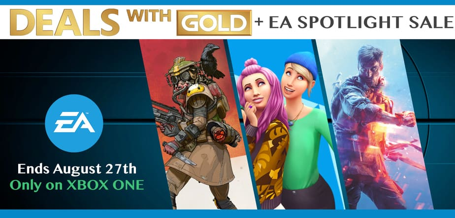 Deals with Gold and EA Spotlight Deals